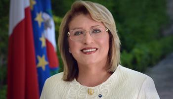Marie Louise Coleiro Preca president of Malta