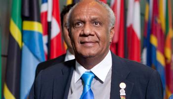 Sato Kilman, Prime Minister of Vanuatu