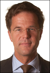 Mark Rutte (not shirtless)
