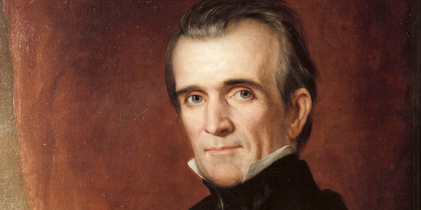 James K Polk