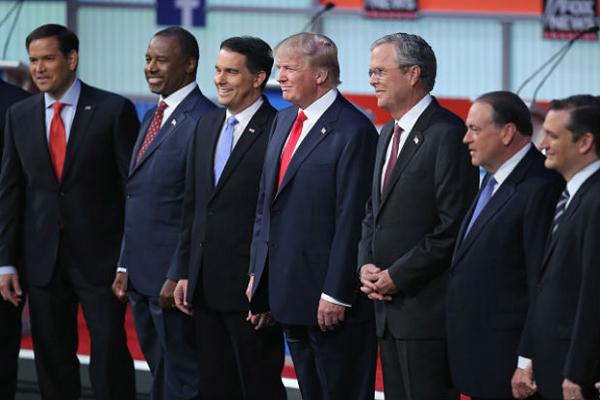 Fox News Republican presidential debate
