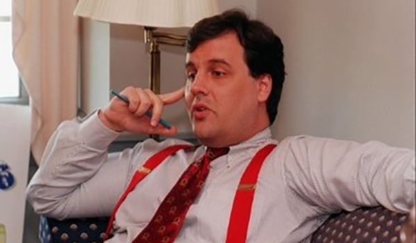 Young Chris Christie